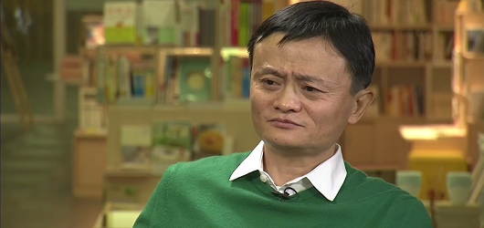 Jack Ma is not happy